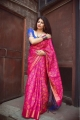 Banarasi Soft Patola Silk Saree With Contrast Pallu Wholesale Online Supplier (4).jpeg