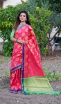 Soft Banarasi Silk Traditional Saree