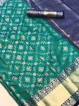 Banarasi Handloom Weaving Soft Silk Saree