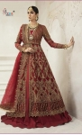 Shree Fabs D.no S-140 Bridal Anarkali Collection
