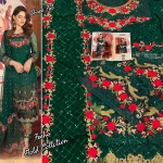 Shree Fabs Feeha Fox Georgette Pakistani Suit