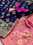 Banarasi Handloom Weaving Silk Saree Collection