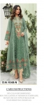 Kharriya Suit Maria B Super Nx Georgette Pakistani Suit