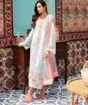 Shraddha Designer Noor Vol 3 Cotton Satin Pakistani Suit (2 Pcs Set)