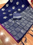 Banarasi Silk Weaving Jacquard Saree