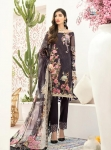 Shree Fabs Zarkash Luxury Lawn Collection Vol 1 Pakistani Suit (8 Pcs Set)