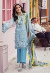 Shree Fab Mushq Premium Lawn Collection Pakistani Suit (5 Pcs Set)