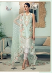 Shree Fabs Anaya Lawn Collection Vol 3 Pakistani Suit (4 Pcs Set)
