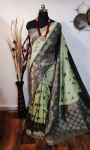 Banasari Handloom Weaving Silk Fancy Saree