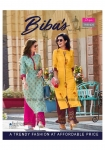 Diya Trends Biba's Vol-2 heavy Rayon Kurti With Plazzo (14 Pc Set)