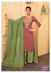 Kajal Gulzar Vol 1 With Kurti Plazzo, Pant, Sharara Collection (8 Pc Set)