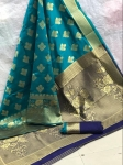 Banarasi Handloom Weaving Silk Designer Saree