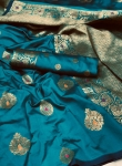 Banarasi Soft Weaving Handloom Silk Saree
