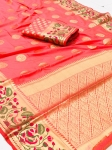Banarasi Handsome Soft Silk Fancy Saree