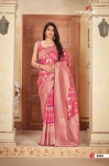 Manjubaa Clothing Manya Silk Pure Silk Weaving Saree