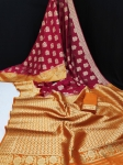 Banarasi Kathan Pattu Silk Fancy Saree