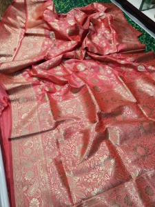 Kanchipuram Pure Silk Handloom Saree