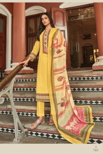 Sahiba Itrana Easy Elegance Cotton Digital Printed Suit (10 Pcs Set)