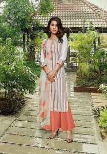 Adinath Prints Heena Heavy Cotton Printed Suit (8 Pcs Set)