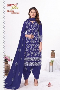 Aarvi Fashion Battik Special Vol 14 Cotton Suit (12 Pcs Set)