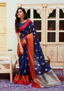 Soft Cotton Silk Saree All Over Jequared Weaving