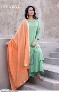 Aakara Gold 16 Summer Special Readymade Suit
